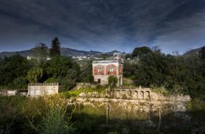 il castello medievola in via Mirto