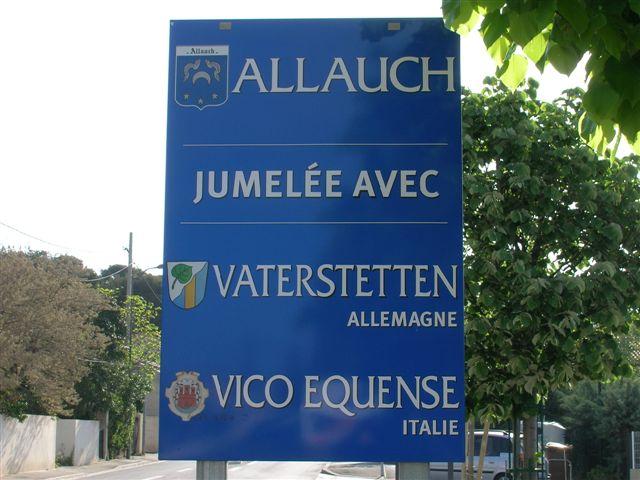 benvenuti ad Allauch