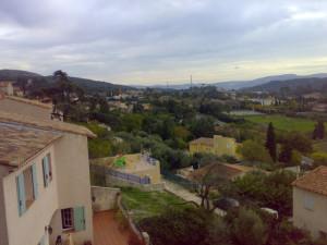 il paesaggio della città