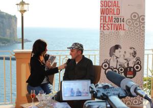 interviste in terrazza