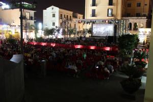 il cinema social e il terriotio campano