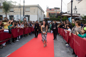 il red carpet del social word film festival