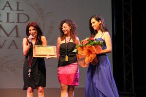 le premiazioni ai film in concorso