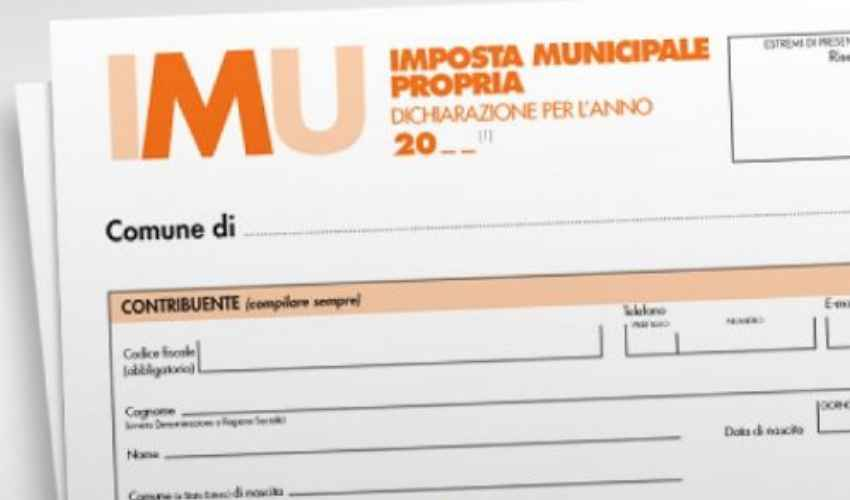Ufficio Tributi – SALDO IMU 2019